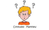 Confused Matthew: Daredevil - Requested