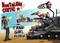 Nostalgia Critic: Tank Girl