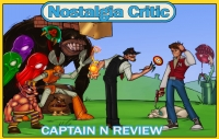 Nostalgia Critic: Captain N Thumbnail