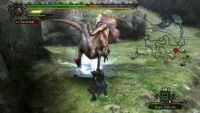Giant Bomb: Quick Look: Monster Hunter Tri Demo