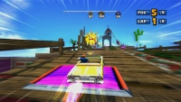 Giant Bomb: Quick Look: Sonic & Sega All-Stars Racing