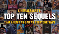 Cinemassacre: Top 10 Sequels That Aren't As Bad As Everyone Says