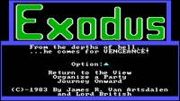 The Spoony Experiment: Ultima 3: Exodus