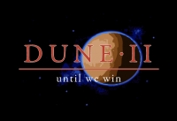 Until We Win: Dune II