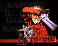 JesuOtaku Reviews: Trigun