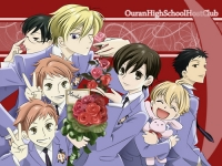 JesuOtaku Reviews: Ouran High School Host Club