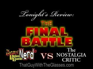 Bum Reviews: The Final Battle