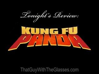 Bum Reviews: Kung-Fu Panda