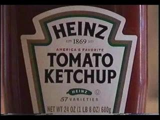 Doug Walker: Sketches: Heinz Commercial Contest