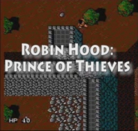 The Spoony Experiment: Robin Hood: Prince of Thieves (NES)