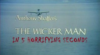 Film Brain: 5 Horrifying Seconds: The Wicker Man (1973)