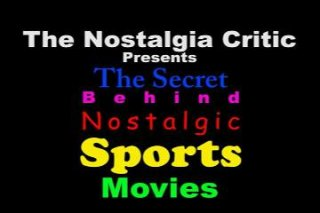 Nostalgia Critic: Trailers: Nostalgia Critic 90's Sports Movies Moments