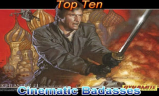 Doug Walker: Top 10: Cinematic Badasses