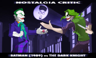 Nostalgia Critic: Batman vs Dark Knight