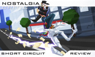 Nostalgia Critic: Short Circuit 1 & 2