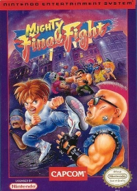 The Gaming Historian: Mighty Final Fight