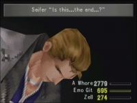 The Spoony Experiment: Final Fantasy VIII: The Finale