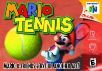 The Gaming Historian: Game Quickie - Mario Tennis