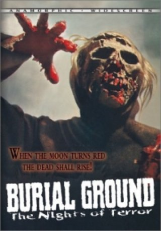 Cinema Snob: BURIAL GROUND: NIGHTS OF TERROR