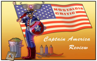 Nostalgia Critic: Captain America
