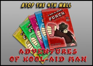 AT4W: Adventures of the Kool-Aid Man #1