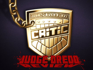 Nostalgia Critic: Judge Dredd