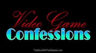 Video Game Confessions: Conventions