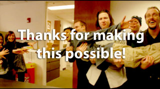 Nostalgia Critic: The Charity You Made Possible!