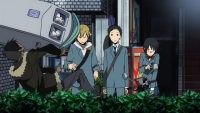 Anime Vice: Durarara!! Episode 3 Thumbnail