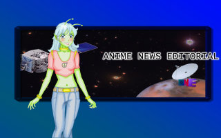 MarzGurl: Anime News Editorial - New This Week