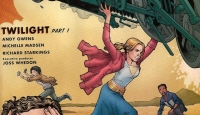 Comic Vine: Buffy The Vampire Slayer #32