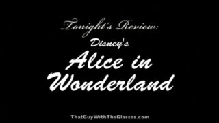 Bum Reviews: Alice in Wonderland