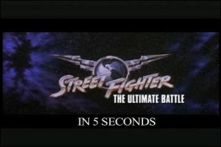 Diamanda Hagan: Street Fighter in 5 Seconds