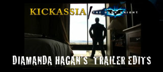 Diamanda Hagan: Kickassia Trailer (Dark Knight)
