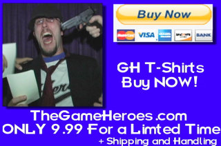 Doug Walker: Hero/Villain Shirt Promo