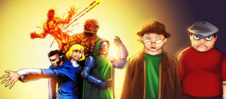 Doug Walker: Sage and Linkara - Roger Corman's Fantastic Four