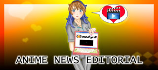 MarzGurl: Anime News Editorial - Some Positive News!
