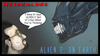 Cinema Snob: ALIEN 2: ON EARTH