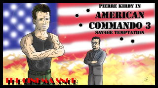 Cinema Snob: AMERICAN COMMANDO 3: SAVAGE TEMPTATION