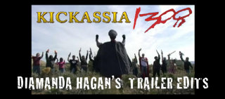 Diamanda Hagan: Kickassia Trailer (300)