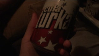 Brad Jones: Brad Tries Cola Turka