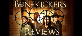 Diamanda Hagan: Bonekickers Review Trailer