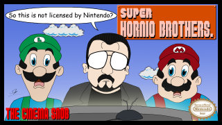 Cinema Snob: SUPER HORNIO BROS.