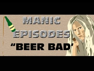 Obscurus Lupa Presents: Manic Episodes: Buffy: Beer Bad