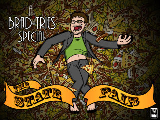 Brad Jones: Brad Tries The State Fair