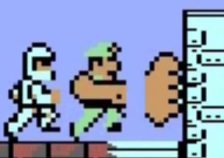 Weird Video Games: Bazooka Bill (Commodore 64)