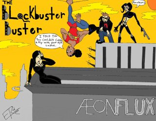 Blockbuster Buster: Aeon Flux review