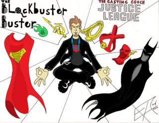 Blockbuster Buster: Casting The Justice League (2of2)