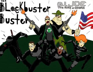 Blockbuster Buster: G.I. Joe: Rise of Cobra review