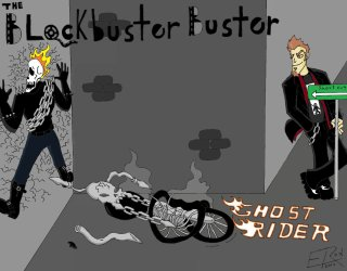 Blockbuster Buster: Ghost Rider Review